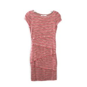 Bailey 44 Anthropologie Striped Column Midi Dress